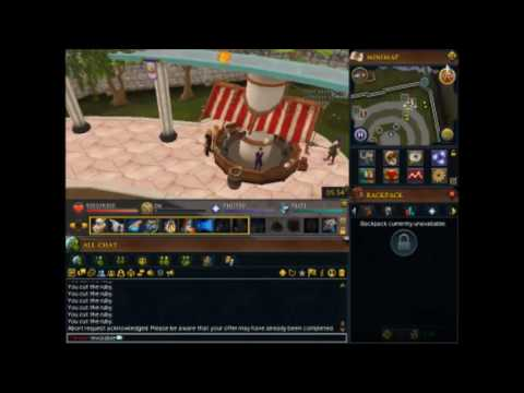 How to level any skill to max on Runescape