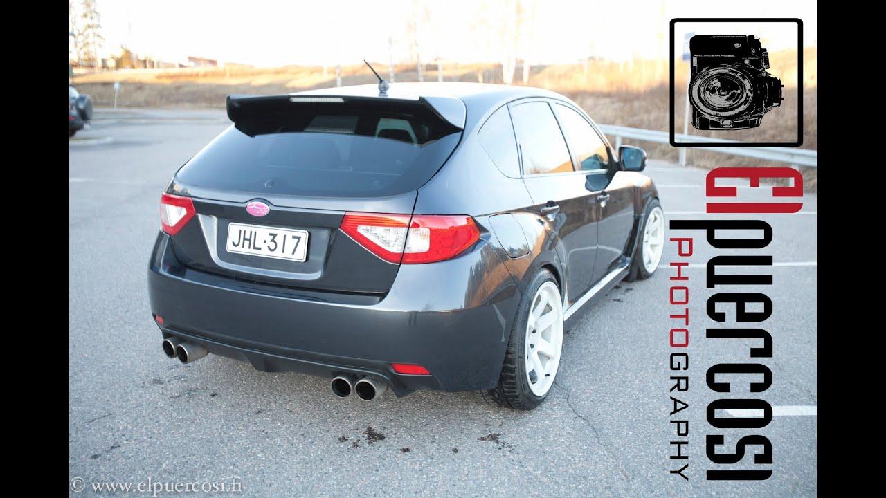 How to: Protection film, lamin-x, Subaru Impreza WRX STi ...