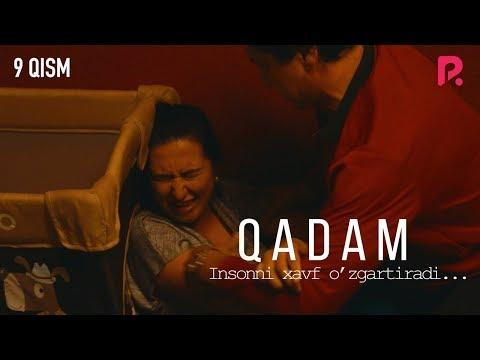 Qadam (o'zbek Serial) | Кадам (узбек сериал) 9-qism