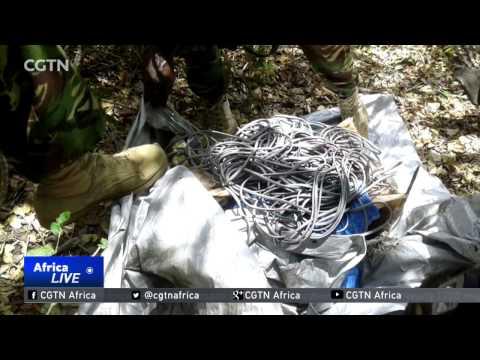 Kenya Defence Force make gains against Somali militant group al-Shabaab