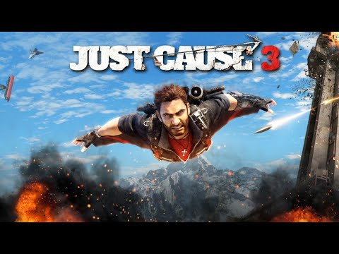 PS4-Live-Just Cause 3  #4
