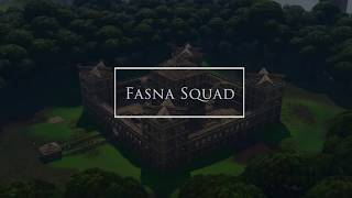 Fasna Squad | Building a fortress in Fortnite
