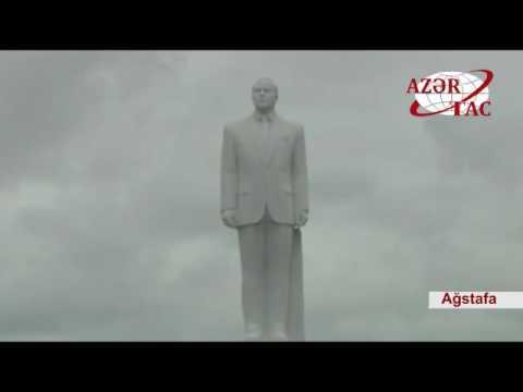 Prezident İlham Əliyev Ağstafa rayonuna...