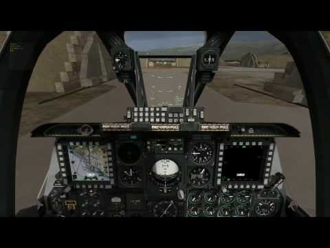 SimHQ Fly-In: Mission Dialog