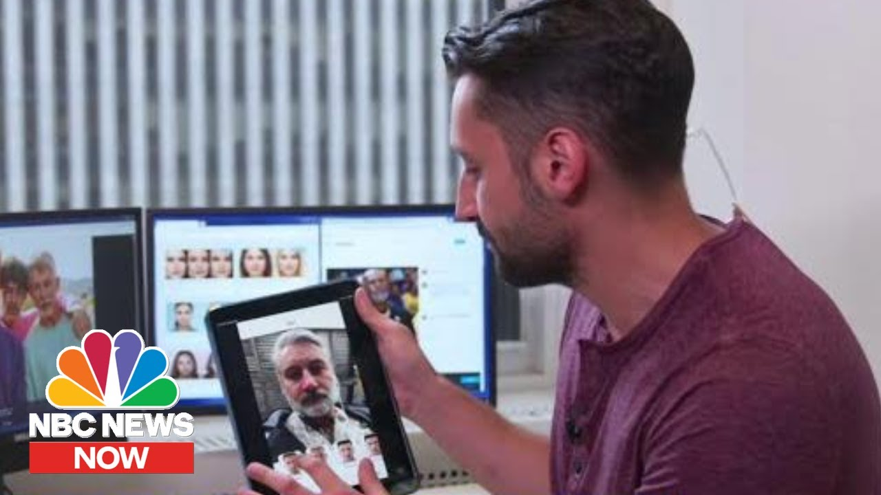 FaceApp Reveals Your Older Self...But Who Are You Sharing That Data With? | NBC News Now