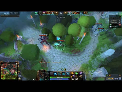 Just a practice for dota 2 casting. 30/9 Part 1