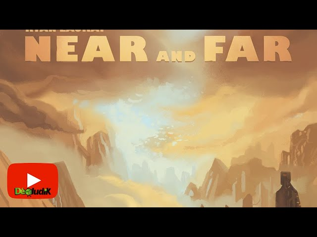 Near & Far - La Règle du jeu - Lucky Duck Games