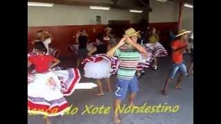 Balé Folclórico do Mário Covas do Rio Grande do Norte (Ensaio)