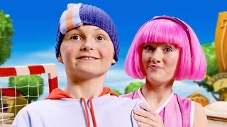 Lazy Town | Get Ready It's Time to Play Music Video | Lazy Town Songs