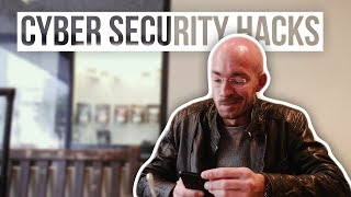 My basic CYBER SECURITY Hacks