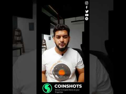 Top Crypto News happened in last 7 days… To stay Cryptodated Coinshots.io
