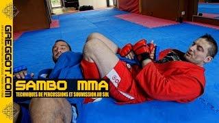 Download Video Sambo Combat - MMA : Techniques de percussions et soumission MP3 3GP MP4