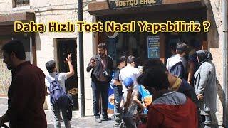 Gaziantep Gezisi + Atom Ve Fıstıkellalı Tost Ödüllü Yarışma