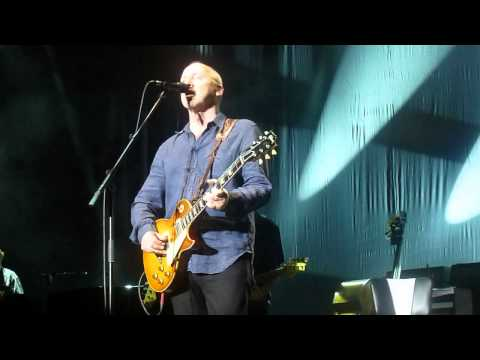 Mark Knopfler performing Cleaning My Gun in Budapest, June 22, 2013