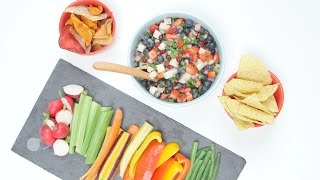 Superfood Sweet & Spicy Salsa to Slim Your Waistline  Glow
