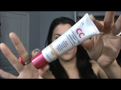 93c6d30d70e Lumene CC Cream Review and Demo - YouTube