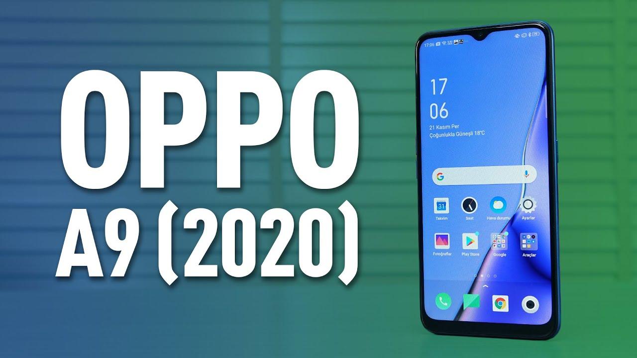 Oppo A9 (2020) İncelemesi