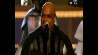 Gnarls Barkley - Crazy (Movie Awards Star Wars Performance 2005) HD