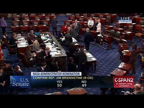 Maile Pearl Bowlsbey Makes Senate Debut