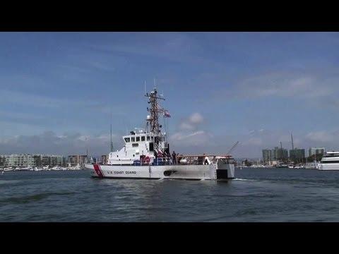 Coast Guard 87-foot Coastal Patrol Boat - Marine Protector Class