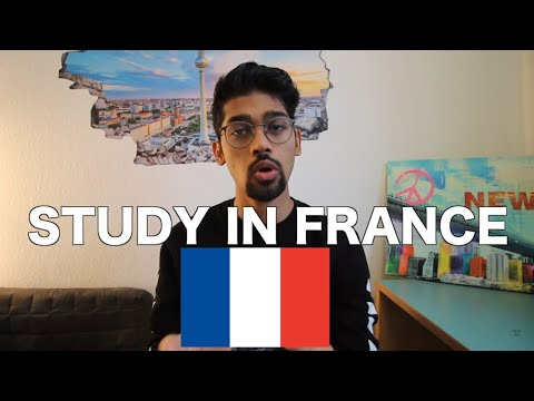 4 REASONS TO STUDY IN FRANCE 🇫🇷