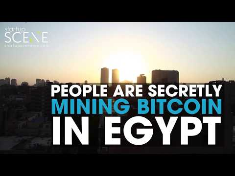 Inside the Secretive World of Egypt's Bitcoin Miners