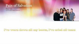 "Pain Of Salvation ""Road salt"" - Lyrics - Sing Along"
