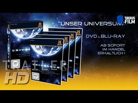 Unser Universum - Staffel 4 (HD Trailer Deutsch)