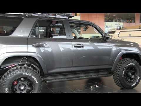Custom 4Runner | Charlesglen Toyota Truck Build Challenge | Team Blue