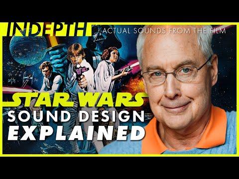 Star Wars: Episode IV Sound Design Explained By Ben Burtt