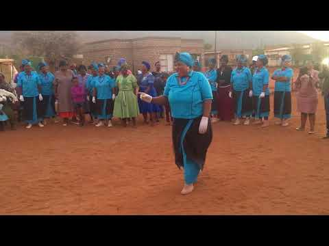 Sepedi african dance