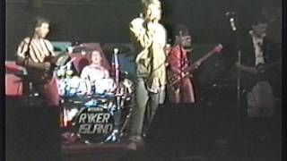 Ryker Island Live - Club Of Monterey 1987 - Let Me Back
