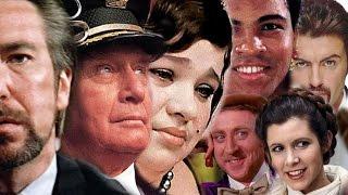 Все знаменитости умершие в 2016 году