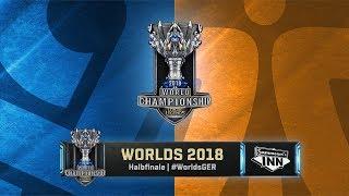 C9 vs FNC - World Championship 2018   Halbfinale [GER]