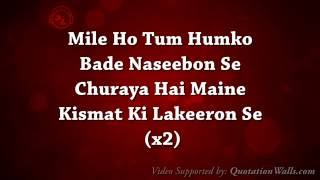 mile-ho-tum-fever---full-song-al