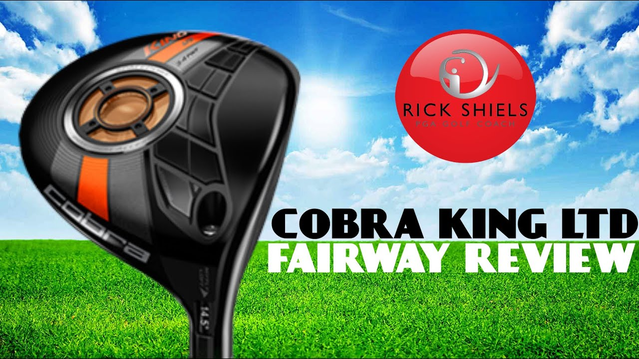 Cobra King Ltd Fairway Wood Review Youtube