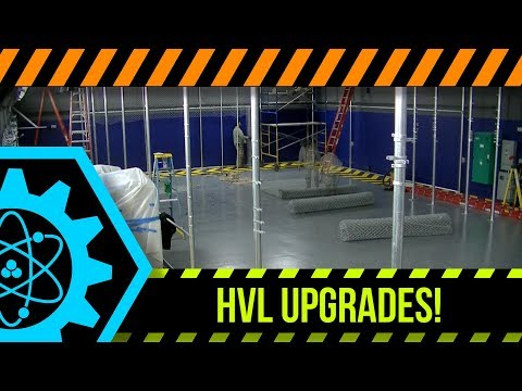 Overhauling the High Voltage Lab: Abbreviated Workday #57