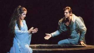 Pelleas et Melisande - Act IV sc 4 (beginning) - Thomas Allen & Ann Howells
