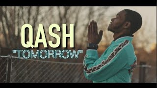 "Qash - ""Tomorrow"" Visualized by: @Keyzthecreator"