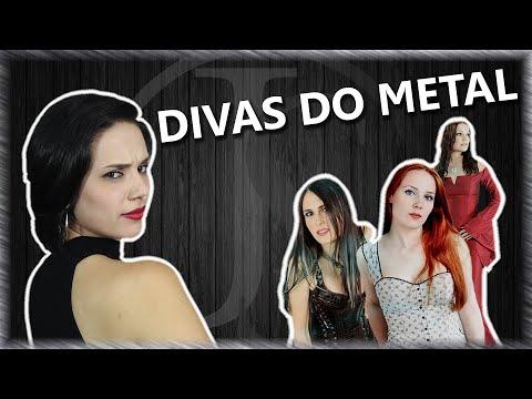 Divas do Metal de um jeito que você nunca viu!