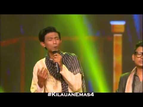 Konsert Kilauan Emas 4 Separuh Akhir - Arip & Zain