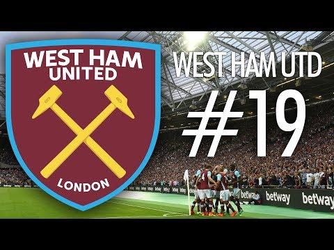 FIFA 17 West Ham United Kariyer Modu #19 - FA Cup Yarı Finali!