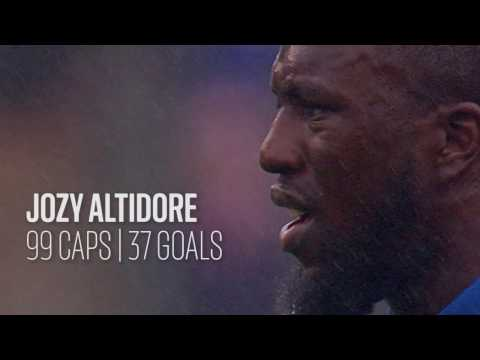 Jozy Altidore's 37 International Goals (For Now)