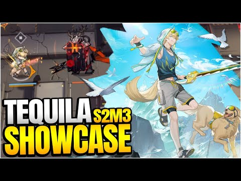 MINI TrueSilverSlash! | Tequila S2M3 Showcase |【Arknights】