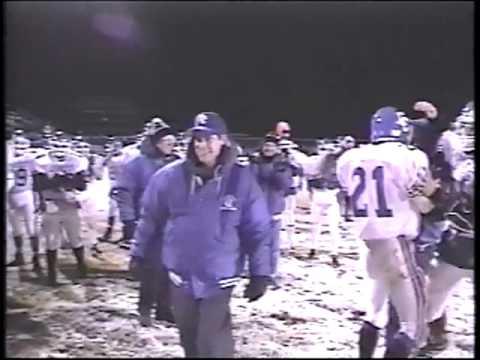 Detroit CC Football 1997 Highlights 11/13