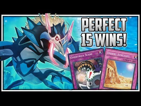 PERFECT 15 Wins! 0 Losses! Legend To KOG Subterrors! [Yu-Gi-Oh! Duel Links]