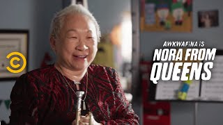 Nora's Grandma is the G.O.A.T. - Awkwafina is Nora from Queens
