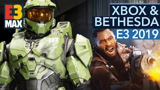 Microsoft & Bethesda - Die kompletten Shows der E3 2019 - #E3MAX