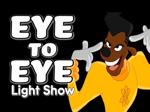 "Tevin Campbell - ""Eye To Eye (I 2 I)"" (Light Show)"