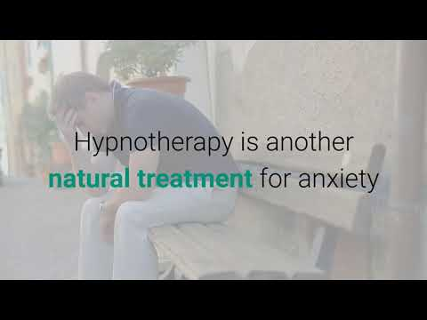 Natural Treatment For Anxiety